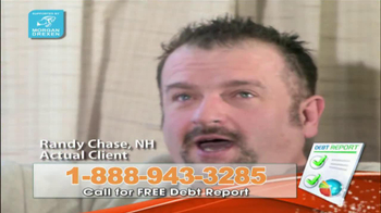 Free Debt Report TV Spot For Legal Service Catalog - Thumbnail 6