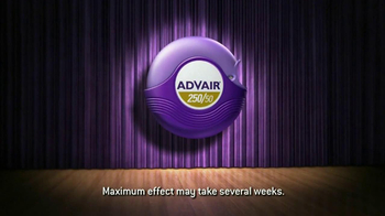 Advair TV Spot, 'Painting' - Thumbnail 3