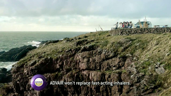 Advair TV Spot, 'Painting' - Thumbnail 5