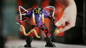 LEGO Hero Factory TV Spot, 'Villain Breakout'