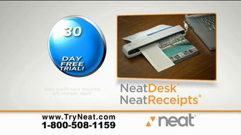 Neat TV Spot For NeatDesk - Thumbnail 9