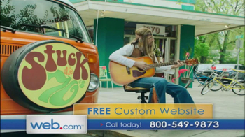 Web.com TV Spot, 'Stuck In The '70s' - Thumbnail 1