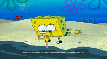 General Mills TV Spot, 'SpongeBob Water Squirters' - Thumbnail 1