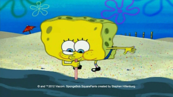 General Mills TV Spot, 'SpongeBob Water Squirters' - Thumbnail 2