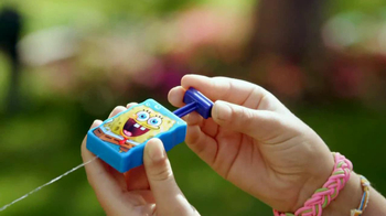 General Mills TV Spot, 'SpongeBob Water Squirters' - Thumbnail 4