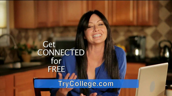 Education Connection TV Spot For TryCollege.com