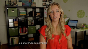 Match.com TV Spot, 'Why I Joined'