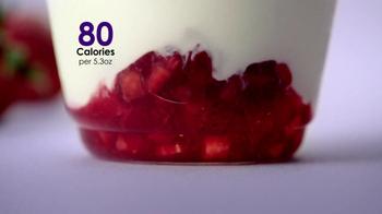 Dannon Light & Fit Greek Yogurt TV Spot, 'Megaphone' - Thumbnail 7