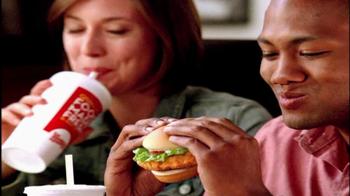 Wendy's TV Spot, 'Square Hamburgers' - Thumbnail 10