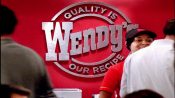 Wendy's TV Spot, 'Square Hamburgers' - Thumbnail 6