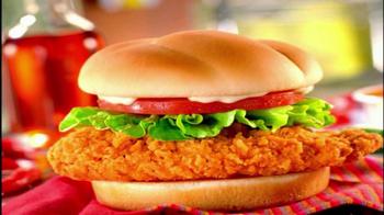 Wendy's TV Spot, 'Square Hamburgers' - Thumbnail 7