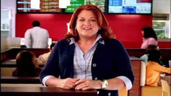 Wendy's TV Spot, 'Square Hamburgers' - Thumbnail 9