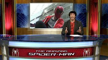 The Amazing Spider-Man TV Spot, 'Newsflash'