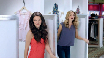 Aussie Simple Solutions TV Spot, 'Fitting Rooms'