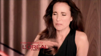 L'Oreal  Revitalift Triple Power TV Spot Featuring Andie MacDowell - Thumbnail 2