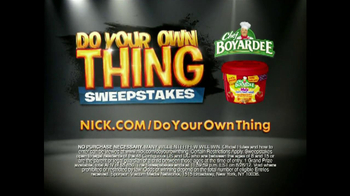 Do Your Thing Sweepstakes thumbnail