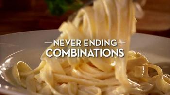 Olive Garden TV Spot For Never Ending Pasta Bowl - Thumbnail 7