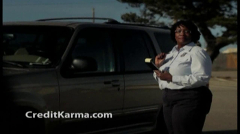 Credit Karma TV Spot For Parking Ticket