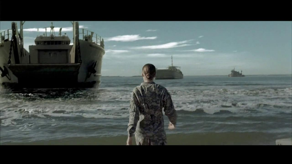 U.S. Army TV Commercial For Where Can...