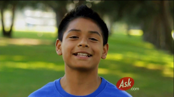 Ask.com TV Spot For My Question Is...