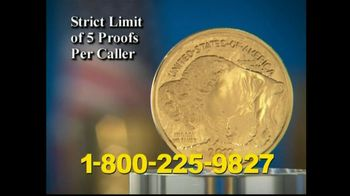 National Collector's Mint TV Spot For $50 Buffalo - 31 commercial airings