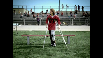 Safe Kids TV Spot For Sports Injuries