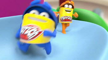 Play-Doh TV Spot For Candy Cyclone - Thumbnail 1