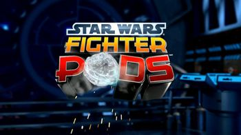 Star Wars Fighter Pods TV Spot, 'Unleash the Pods' - Thumbnail 1