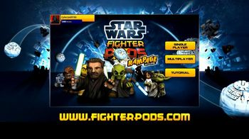 Star Wars Fighter Pods TV Spot, 'Unleash the Pods' - Thumbnail 5