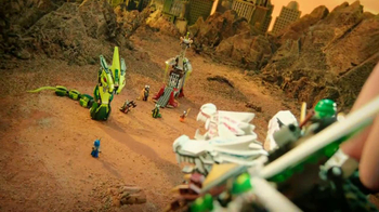 LEGO Ninjago TV Spot, 'Epic Battle'