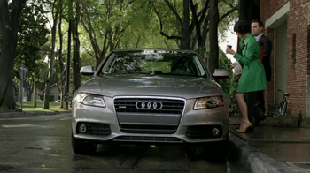 Audi TV Spot For Hot Beverage - Thumbnail 1