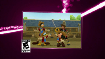 Kingdom Hearts: New Worlds thumbnail