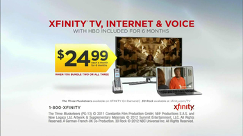 XFINITY TV, Internet and Voice Bundle TV Spot, 'HBO' - Thumbnail 3
