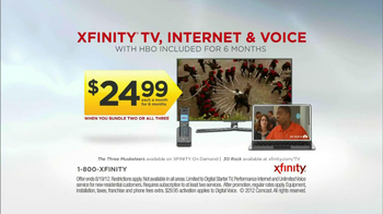 XFINITY TV, Internet and Voice Bundle TV Spot, 'HBO' - Thumbnail 7
