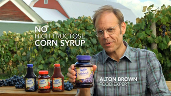 Welch's TV Spot For Natural Concord Grape Featuring Alton Brown - Thumbnail 6