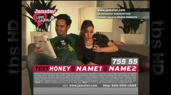 Jamster TV Spot For Love Calculator - Thumbnail 7