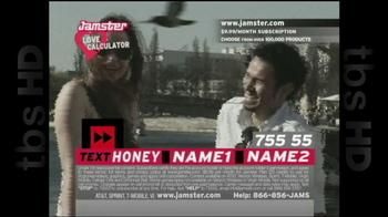 Jamster TV Spot For Love Calculator - Thumbnail 8