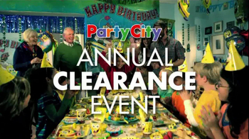 Party City TV Spot For Annual Clearance Event - Thumbnail 2