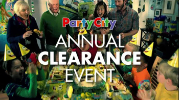 Party City TV Spot For Annual Clearance Event - Thumbnail 3