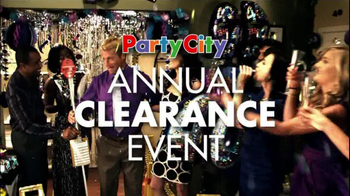 Party City TV Spot For Annual Clearance Event - Thumbnail 4