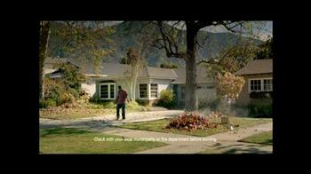 Smokey Bear TV Spot, 'Burning Leaves' - Thumbnail 1