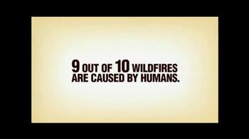 Smokey Bear TV Spot, 'Burning Leaves' - Thumbnail 10