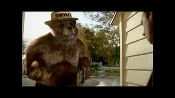 Smokey Bear TV Spot, \'Burning Leaves\'