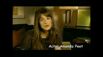 Vaccines Save Lives TV Spot Featuring Amanda Peet