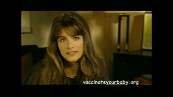 Vaccines Save Lives TV Spot Featuring Amanda Peet - Thumbnail 3