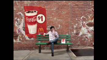 McDonald's $1 Soft Drink TV Spot, 'Graffiti'  - Thumbnail 1