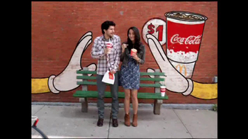 McDonald's $1 Soft Drink TV Spot, 'Graffiti'  - 350 commercial airings