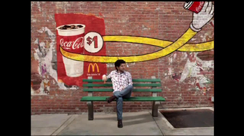 McDonald's $1 Soft Drink TV Spot, 'Graffiti'  - Thumbnail 2