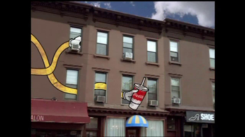 McDonald's $1 Soft Drink TV Spot, 'Graffiti'  - Thumbnail 3
