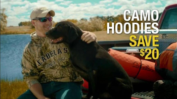Cabela's Hunting, Fishing & Outdoor Gear TV Spot For Fall Great Outdoors Da - Thumbnail 6